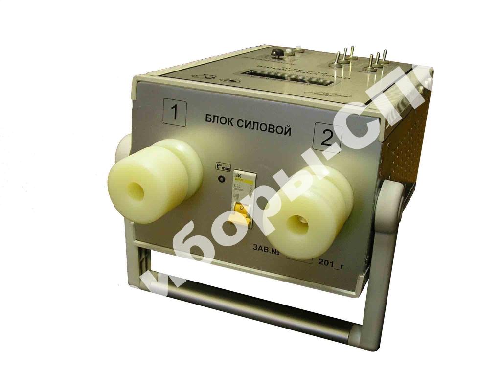 РТ-2048-02 - комплект для испытаний автоматических выключателей (до 2 кА)