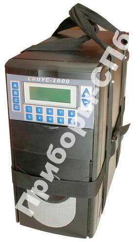 СИНУС-1600 - комплект для испытания автоматических выключателей переменного тока