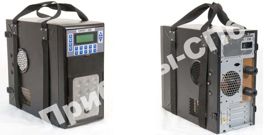 СИНУС-200 - комплект для испытания автоматических выключателей переменного тока
