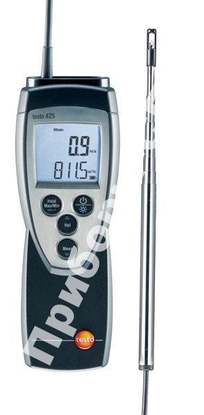 testo 425 - термоанемометр