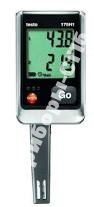 testo 175 H1 - 2х-канальный логгер данных влажности и температуры с внутренними сенсорами (NTC/емкостный сенсор влажности)
