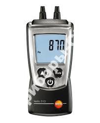 testo 510 - дифференциальный цифровой манометр