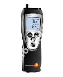 testo 512 (0...2000 гПа) - дифференциальный манометр (для работы с большими потоками воздуха)
