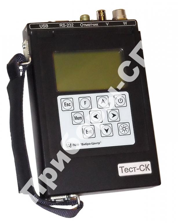 Тест-СК - прибор контроля состояния станков-качалок
