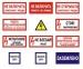 купить Комплект плакатов по электробезопасности (13 шт., пластик)