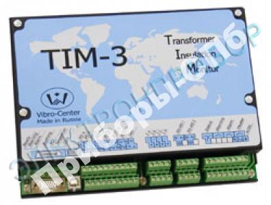 TIM-3 - реле для мониторинга и диагностики технического состояния изоляции трансформаторов 110 - 330 кВ