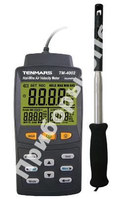 TM-4002  Портативная метеостанция