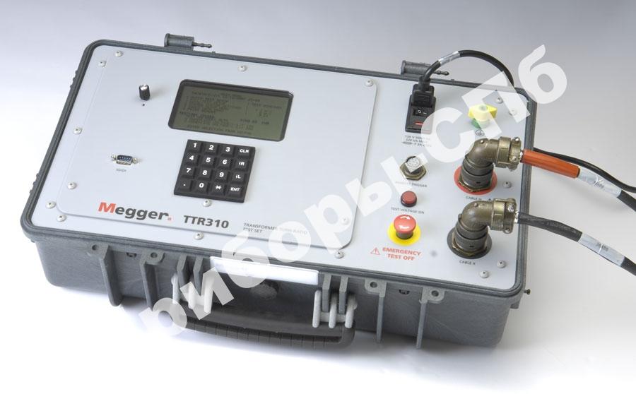 TTR310 - 3-х фазный измеритель коэффициента трансформации