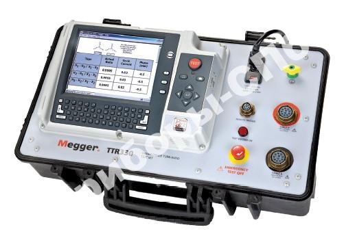 TTR330 - 3-х фазный измеритель коэффициента трансформации
