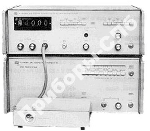 В1-15 - установка для поверки вольтметров ВЧ