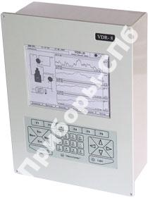 VDR-8 - стационарная система контроля вибропараметров