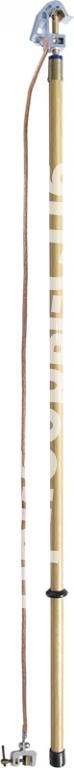 ЗПГЗ-750-1150 - Заземления переносные для грозового защитного троса (сеч.25)