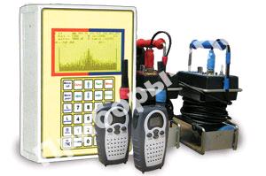 ИСКОР-105 - корреляционный течеискатель с радиоканалом